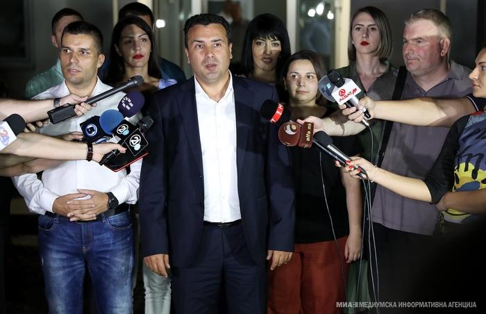 Царовска, Петров, Спасовски, Зекири и Манчевски- нови потпретседатели на СДСМ