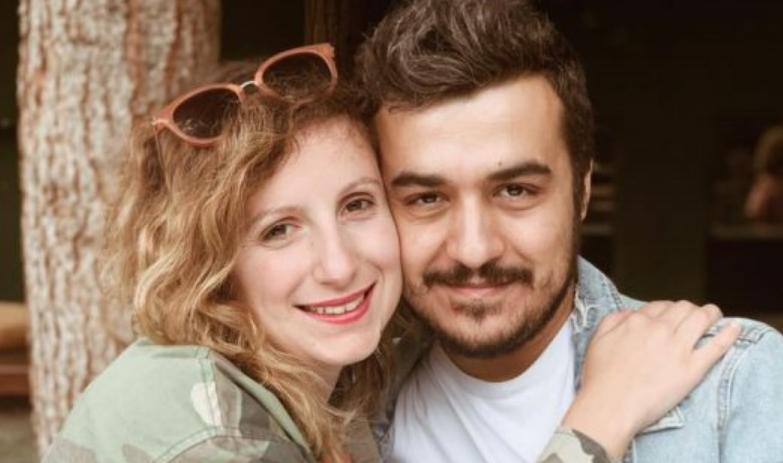 """Венчавка која одушевува: Младиот брачен пар Христина и Лазар изведоа специјален свадебен танц со """"Немир"""" од Тоше и Каролина"""