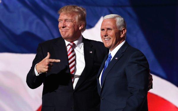 Трамп ќе го задржи Пенс за свој потпретседател во трката за втор мандат