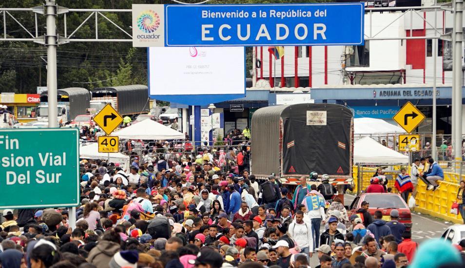 Еквадор: На Интернет протекоа личните податоци на 20 милиони граѓани