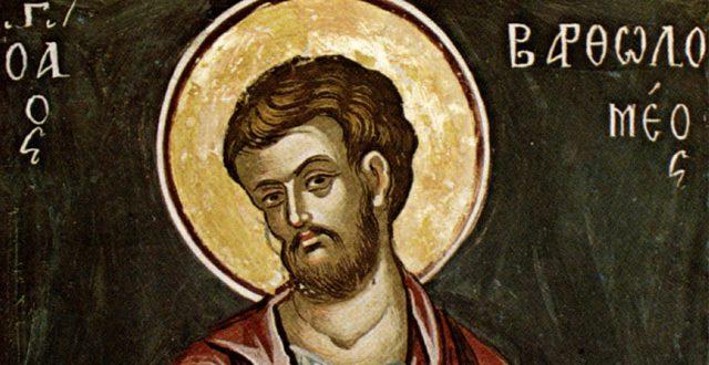 КАЛЕНДАР НА МПЦ: Пренос на моштите на Св. апостол Вартоломеј