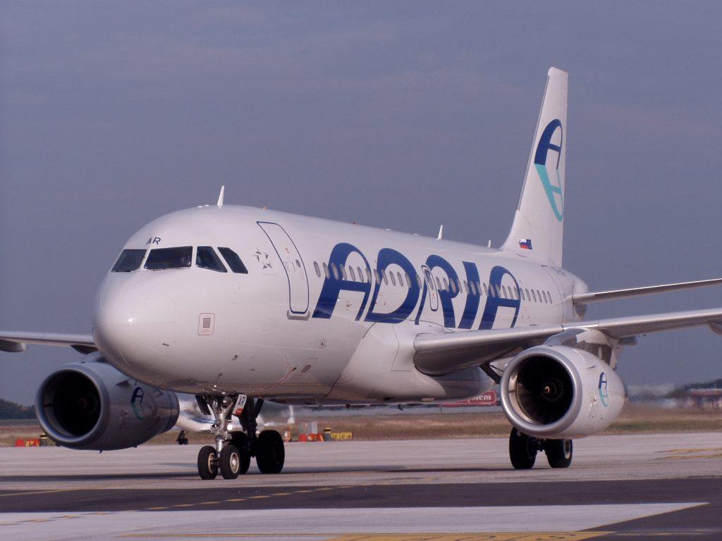 Словенија: Руси сакаат да ја купат Адрија и да донесат 200 нови патнички авиони
