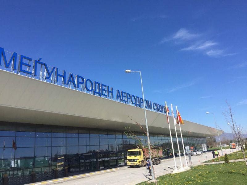 ТАВќе ги проширува аеродромите во Скопје и Охрид