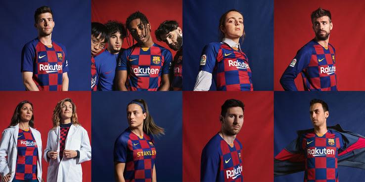 Барселона: Фановите задоволни од новиот дизајн на дресот