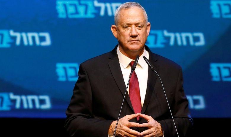 Ганц: Ќе формирам влада без Нетанјаху и без арапските партии