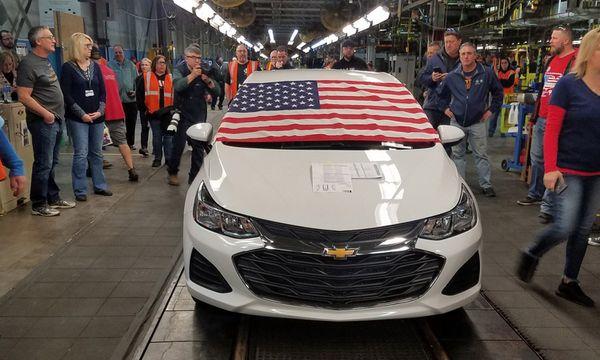 САД: Штрајкуваат 50.000 работници во Џенерал Моторс