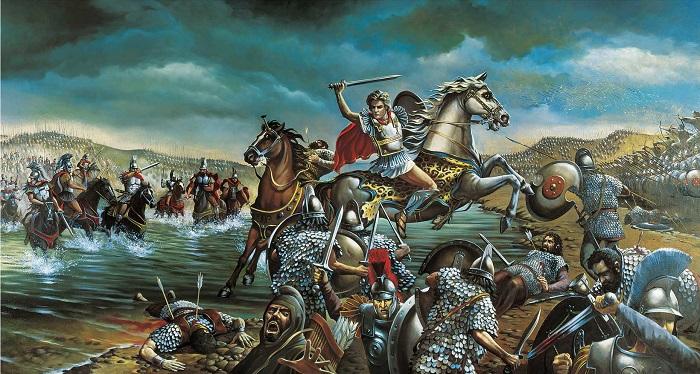 ПРЕДАНИЈА ОД ЕГЕЈСКА МАКЕДОНИЈА ЗА БИТКАТА КАЈ ГАВГАМЕЛА: Дариј за Александар рекол – дојде време дете да ми го земе царството