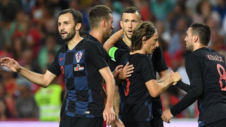 Хрватска изненади, одигра само 1:1 со Азербејџан
