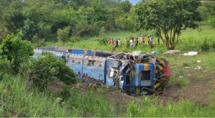 Железничка несреќа во Конго: Воз излета од шините, загинаа најмалку 50 луѓе