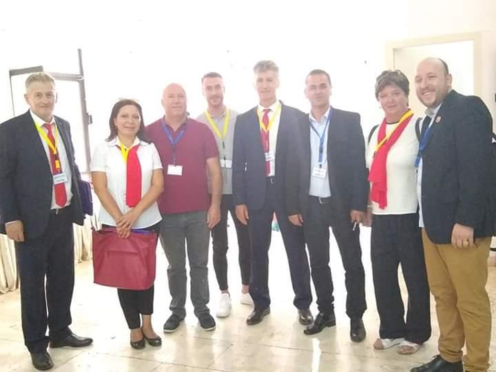 КОНГРЕС НА МАЕИ: Македонците бараат македонскиот јазик да биде службен во Албанија