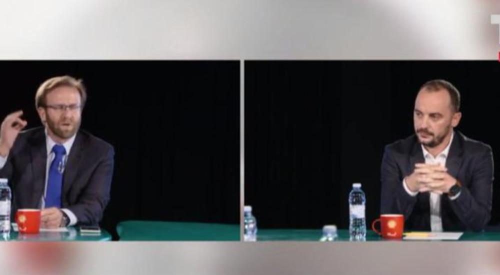 Косово: Кандидати за пратеници со тупаници дебатираа на ТВ