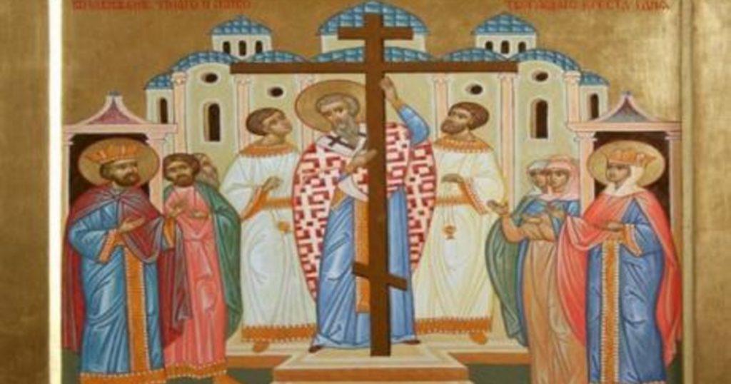 УТРЕ Е КРСТОВДЕН: Строг пост за Воздвижение на чесниот крст на кој бил распнат Исус Христос