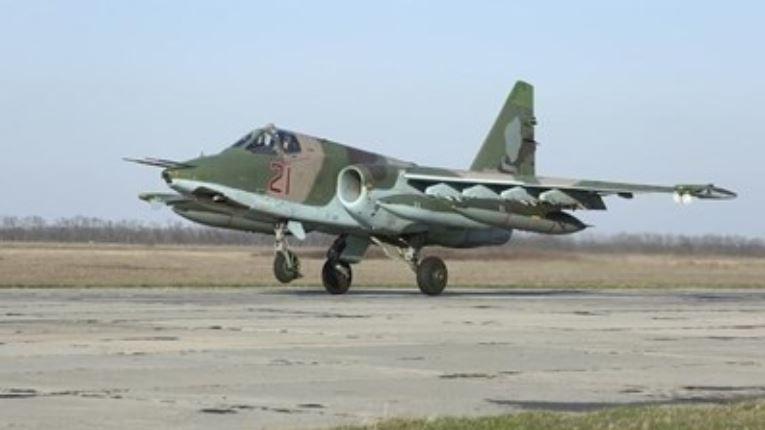 """Русија: Загинаа двајцата пилоти на урнатиот ловец """"Су-25"""" во северен Кавказ"""