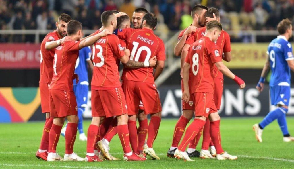 КВАЛИФИКАЦИИ ЕП: Македонија со головите на Пандев и Барди во Рига ја победи Летонија со 2:0