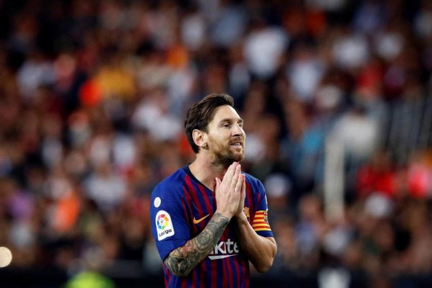 Барселона: Меси повторно тренира