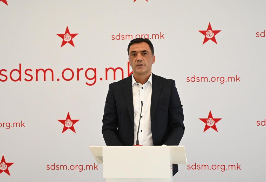 СДСМ: Ветивме повеќе пари за граѓаните и постојано веќе две години тоа го правиме