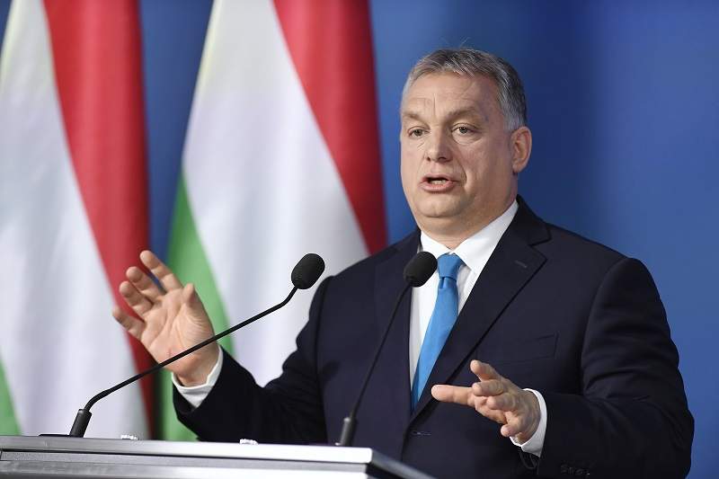 """ФИДЕС ја напушти ЕПП по оценката на Орбан дека новите правила се """"непријателски потег"""""""