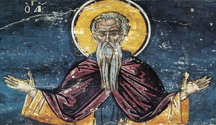 КАЛЕНДАР НА МПЦ: Денеска е Преподобен Пимен Велики