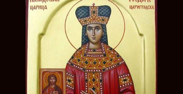 КАЛЕНДАР НА МПЦ: Денеска е Преподобна Теодора
