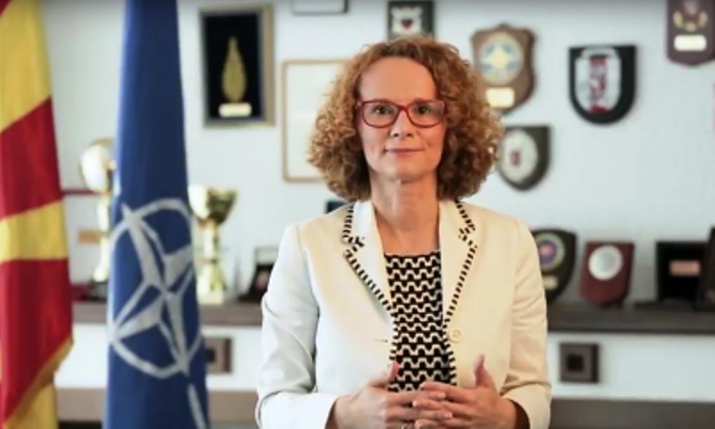 Шекеринска: Амбициозни сме за неколку месеци да станеме дел од НАТО за што се трудевме 30 години