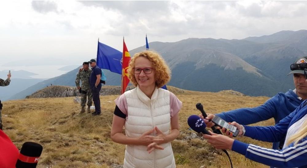 ШЕКЕРИНСКА ОД ГАЛИЧИЦА: Погледот кон Охридско и Преспанско е симболика за ЕУ и НАТО