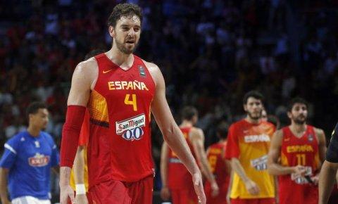 СП ВО КОШАРКА: Шпанија дојде до победа против Иран дури во четвртата четвртина