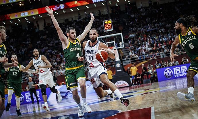 СП во кошарка: Франција се враќа бронзена од Кина