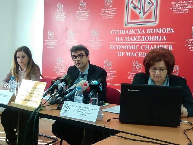 Стопанска комора: Извезуваат само 5 отсто од македонските фирми