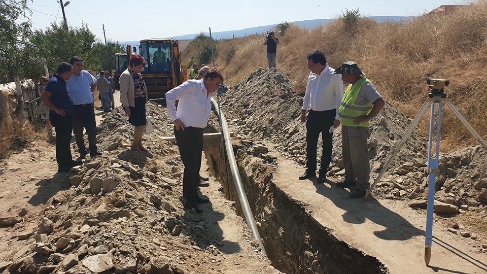 СУГАРЕСКИ: Како што ветивме оваа е година на крупни инфраструктурни инвестиции