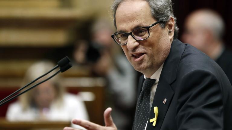 Тора: Осудителна пресуда за политичарите во Каталонија ќе ги засили тенденциите за независност