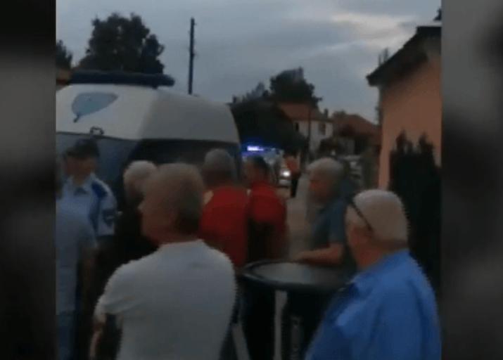 МВР: Претставка за информирањето за инцидентот во Волино