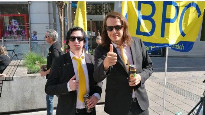 Австрија: Партијата на пивото во Виена освои над 3.649 гласови