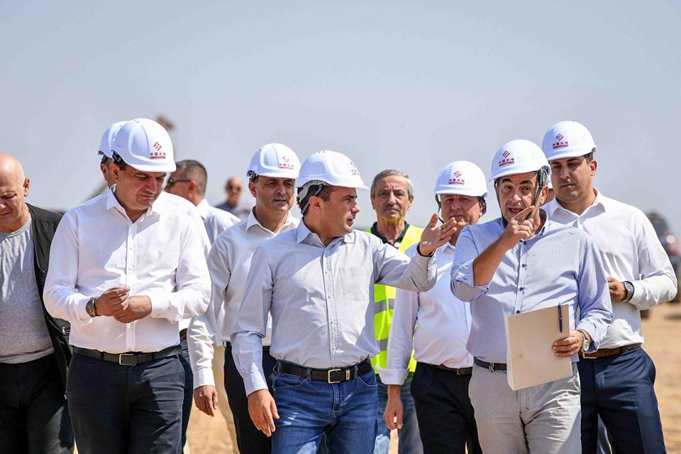ЗАЕВ: Градиме експресен пат за земјоделците да имаат пристап до нивите, а од таму до откупните центри