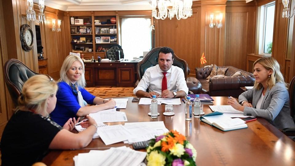 ЗАЕВ: Од мене Ангеловска и Елези имаат целосна поддршка да управуваат со државната каса