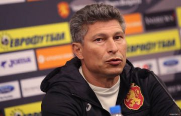 Легендарниот Балаков поднесе оставка од местото селектор на бугарската репрезентација