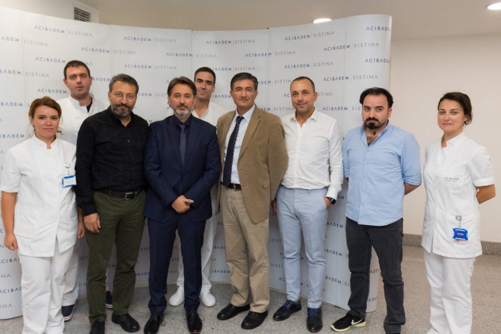 """Детска кардиохирургија: Во """"Аџибадем Систина"""" ќе оперира тим од Турција во кој е и Чадиковски"""