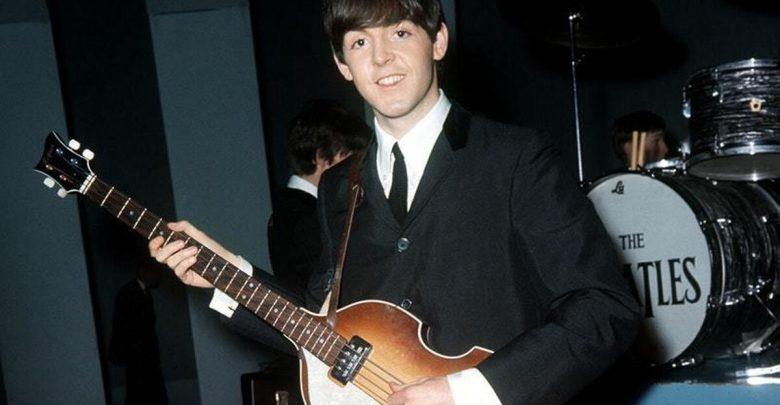 Потрага: Се бара гитарата на Пол Макартни исчезна пред половина век