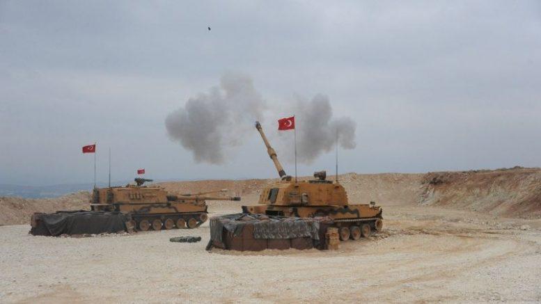 Сирија: Турција ја обновила офанзивата и по договорот со САД за прекин на огнот