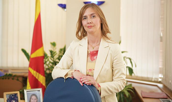 Ангеловска-Бежоска: Имаме фундаменти за водење олабавена монетарна политика