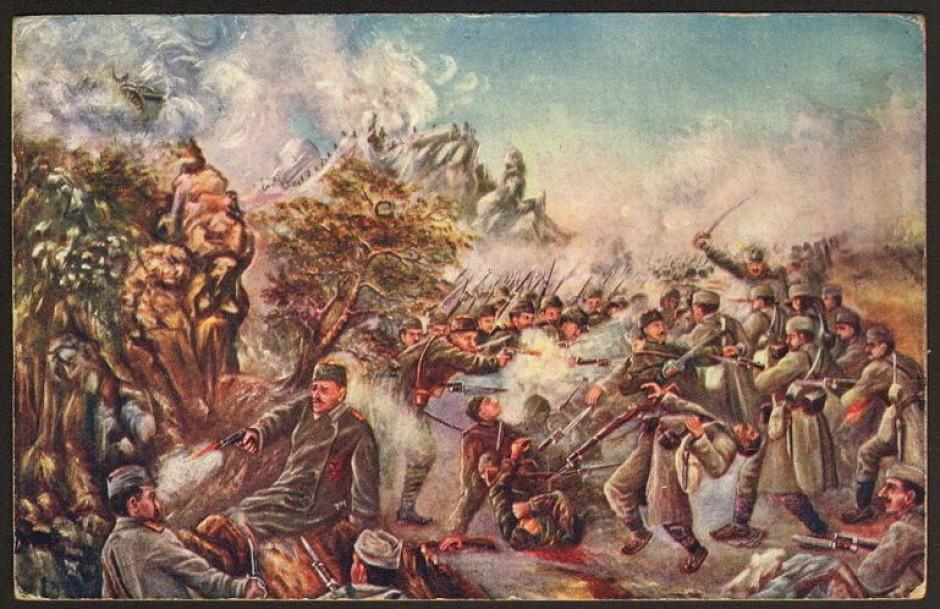 НА ДЕНЕШЕН ДЕН: Почнала Првата балканска војна по која Македонија била распарчена меѓу Грција, Србија и Бугарија