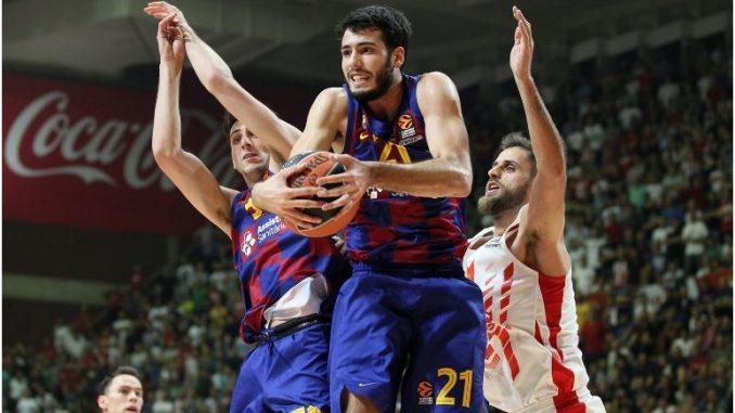 Евролига: Трет пораз по ред на Барселона