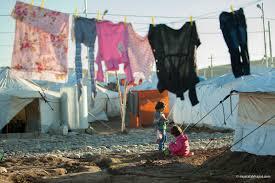 Дете од Сирија се удави на плажа во Грција