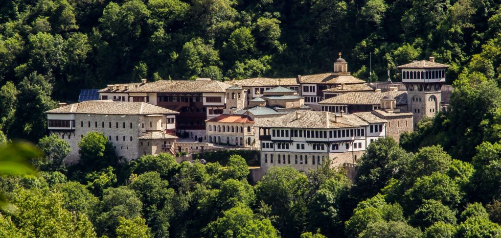 "Подготовки за 1000 годишнината на Бигорскиот манастир ""Св. Јован Крстител"""
