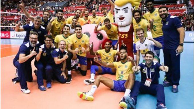 Одбојка: Со максимални 11 победи Бразил го освои Светскиот куп