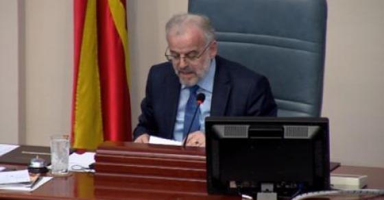 ЏАФЕРИ: Распуштање на Парламентот на 16 февруари, не сакам да говорам за тоа дека ДУИ, Беса и АА не го поддржуваат законот за ЈО
