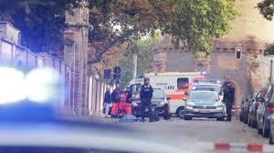 Напад на синагога во Германија: Загинаа најмалку две лица
