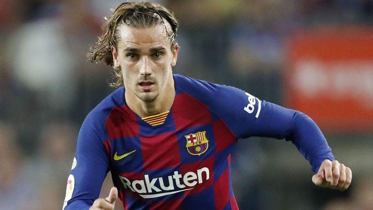 Некои играчи на Барселона се среќни што Гризман замина во Атлетико Мадрид