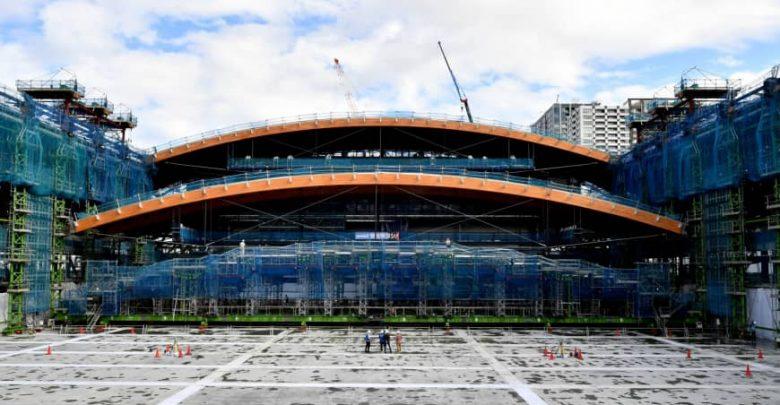 Јапонија: Тајфунот оштети два објекта од Олимпијадата 2020