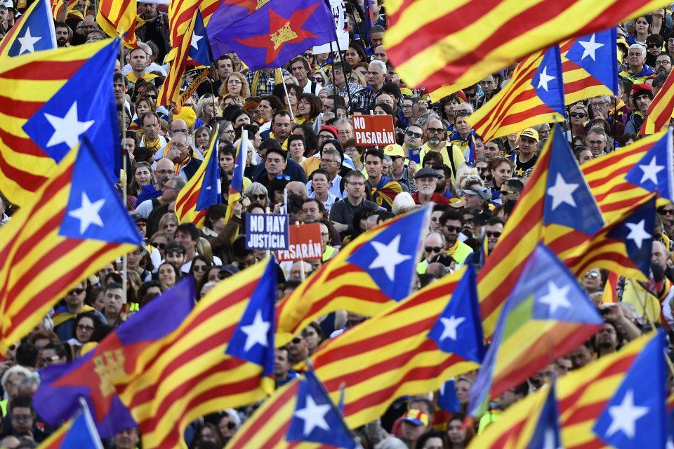 ЕУ: Каталонија е внатрешно прашање на Шпанија