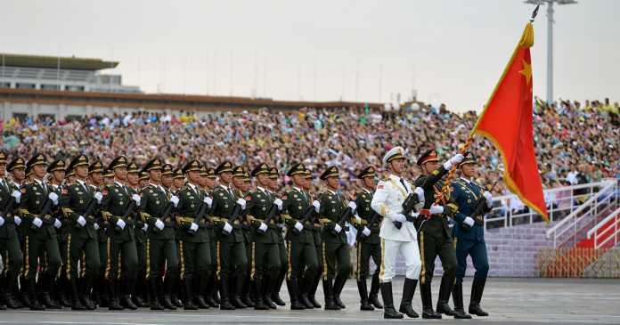 Кина: Воениот буџет зголемен за 6,6 отсто